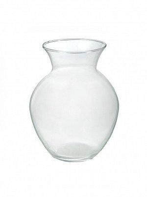 Ваза стекло Татьяна D 19 х H 23 см