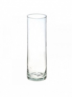 Ваза Армандс-4 цилиндр D 10 х Н 25 см стекло