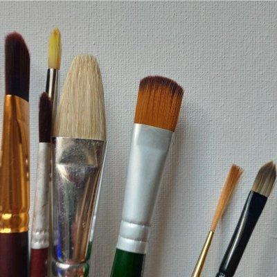 Наборы для создания нежных кукол❤ — Кисти художественные для рисования — Кисти