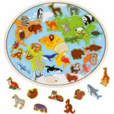 Суперновинки! Всё +игрушки и игры! от 0+ до 99 лет — NEW! Пазлы малышам и взрослым — Игровые наборы