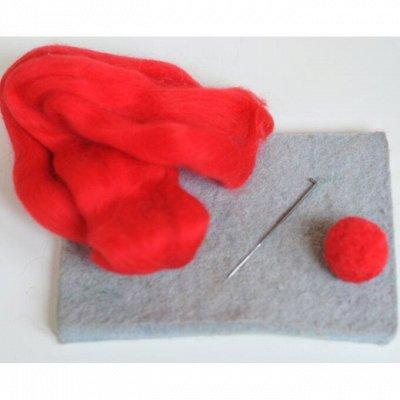❤Мир товаров для хобби и рукоделия❤ — Фелтинг (валяние) — Вязание