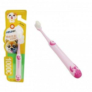 Детская зубная щетка 10000+