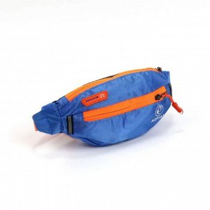 Текстильная поясная сумка