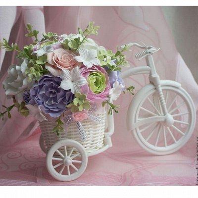 Наборы для создания нежных кукол❤ — Плетёные изделия для декора — Флористика