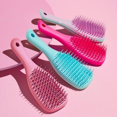 Beautyblender спонж для макияжа из США — Tangle Teezer расчески (Великобритания) — Расчески