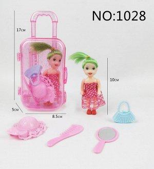 Кукла в наборе OBL854045 1028 (1/240)