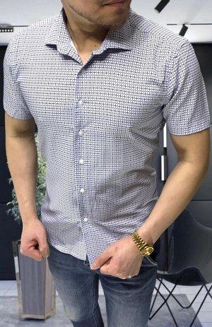 Рубашка Описание: Рубашка. Замечательный выбор для создания идеального образа. Состав: 70% хлопок, 30% полиэстер Сезон: Осень-весна Уход за изделием: Ручная стирка, Стирка при t=30