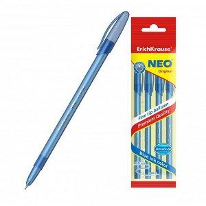 Ручка шариковая ErichKrause Neo Original, чернила/синие 47634