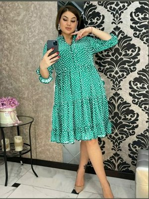 Платье Ткань : софт  длина 100см