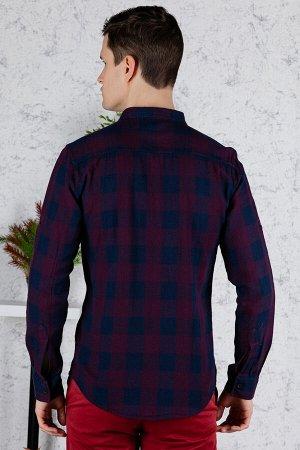 рубашка              17.7507-BORDO