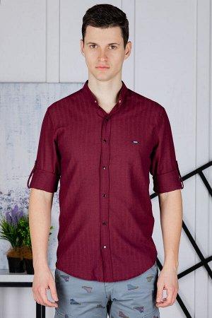 рубашка              17.2541-BORDO
