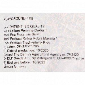 Газонная травосмесь DLF Universal Playground, 1 кг