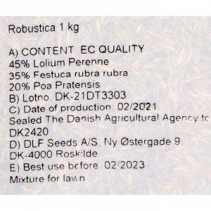 Газонная травосмесь DLF Universal Robustica, 1 кг