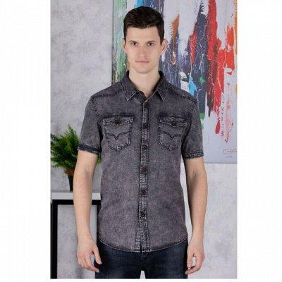SVYATNYH - Мужская верхняя одежда, брюки, костюмы, рубашки — Рубашки короткий рукав — Рубашки
