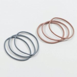 Набор: резинки на подложке «Лапки», 35 шт., 13 х 7 см