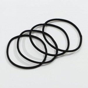 Набор: резинки на подложке «Твоя красота спасет мир», 35 шт., 13 х 7 см