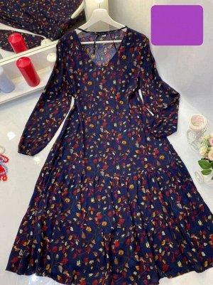 Платье Ткань ХБ стреч