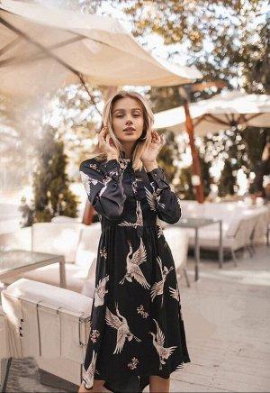 Платье Ткань Итальянка
