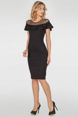 Платье 2751.47 черное