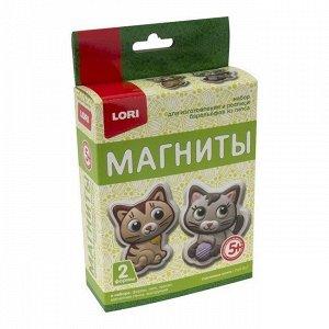 Набор ДТ Магниты из гипса Счастливые котята Пз/Г-017 Lori