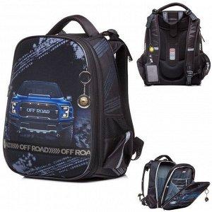 Рюкзак ERGONOMIC Classic-Offroad 37х29х17 см 45028 Hatber
