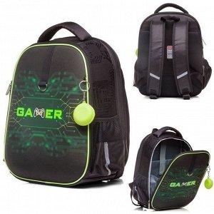 Рюкзак ERGONOMIC plus -Gamer 38х29х16 см 45035 Hatber
