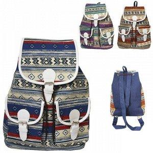 Рюкзак текстиль 38х25 см 141-630N