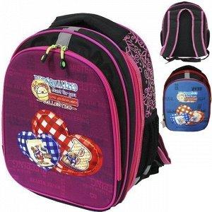 Рюкзак школьный 37х27см 141-521I