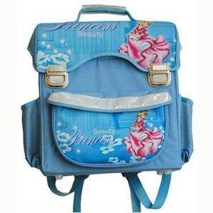 Ранец Princess голубой Апплика С1357-01