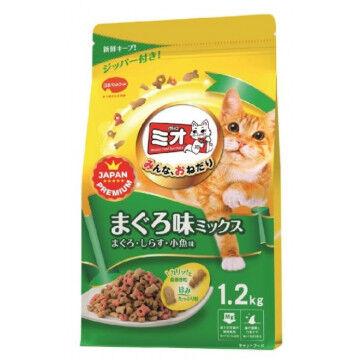 Догхаус. Новая Япония - для любимых питомцев — Кошки / Корма / Сухие — Корма