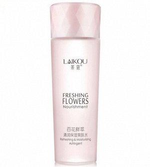Laikou Freshing Flowers Тонер увлажняющий с цветочными экстрактами