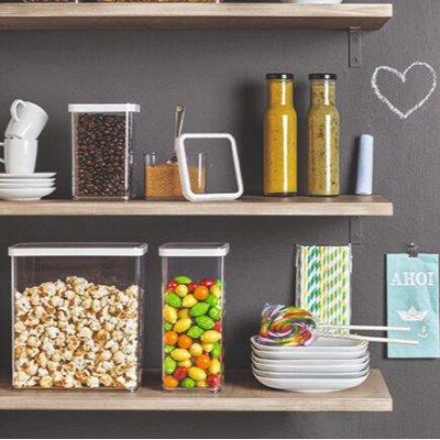 ВСЕ В ДОМ: Ликвидация контейнеров стекло  — ROTHO: Для кухни из Швейцарии — Кухня