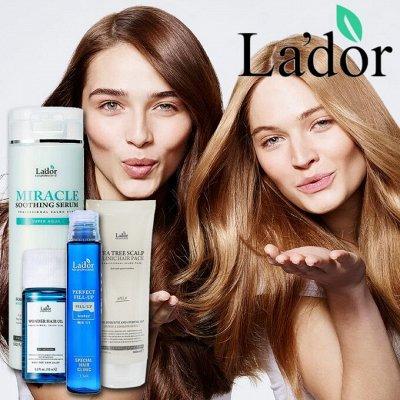 Хиты корейской косметики! Пилинги и сыворотки — Lador: профессиональные средства для волос — Шампуни