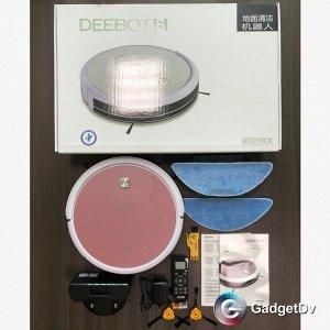 60054 Робот-пылесос ECOVACS DEEBOT 605