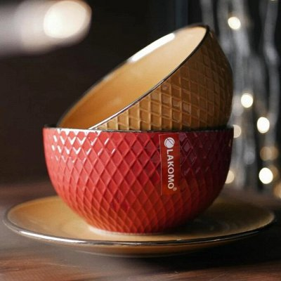 ВСЕ В ДОМ: Итальянские контейнеры — LAKOMO: Прекрасная керамика — Посуда