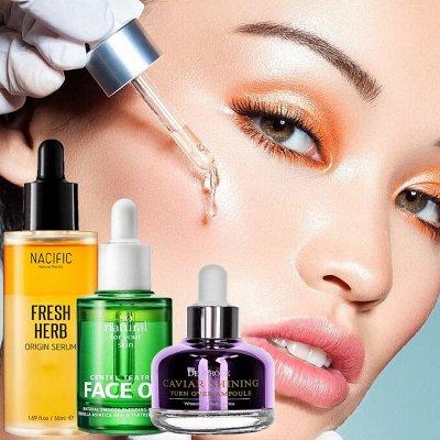 Корея оптом! Тушь, кушоны, декоративная косметика. — Сыворотки для лица: Deoproce, SONATURAL, XYCOS — Антивозрастной уход