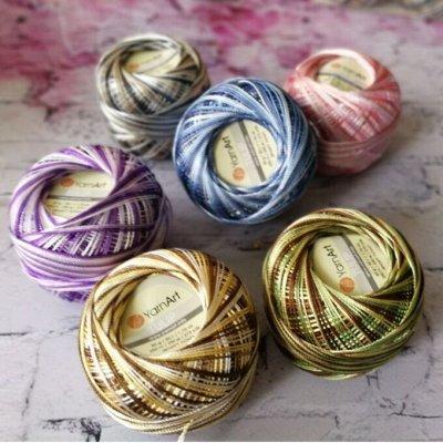 По просьбам. Нитки, ниточки… носок — Yarn-Art — Пряжа