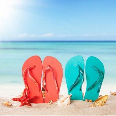 Все для летнего отдыха! Товары для кемпинга. Акция — Тапочки — Спорт и отдых
