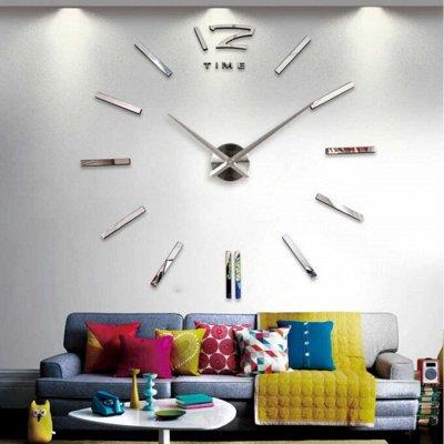 Соц. закупка💯Время экономить! Лучшие товары   — Интерьерные настенные часы — Для дома