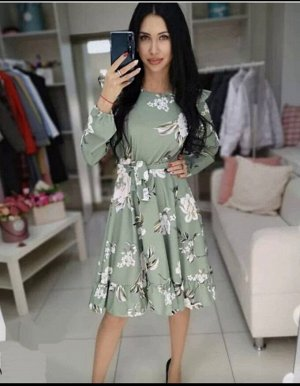 Платье Ткань прадо