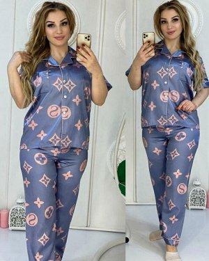 Пижама(футболка и брюки)