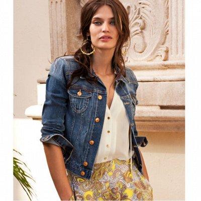 Весна в каждой детали🍓 — Самые модные джинсовые куртки до 68 р-ра — Большие размеры