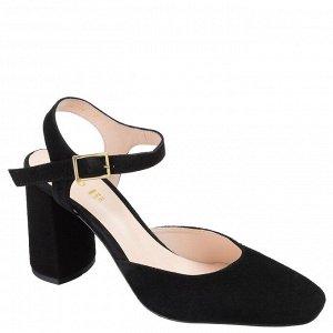 Туфли женские, ARGO Натуральная замша