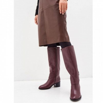 Красивые ножки-4. Натуральная кожа без рядов! — Женские сапоги — Сапоги
