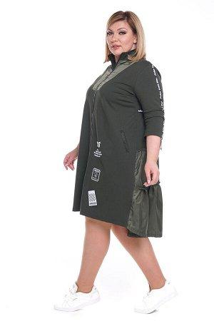Платье-4437