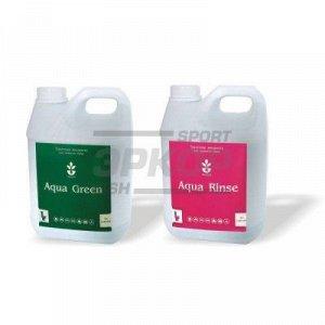 Жидкость для биотуалета Sendo Aqua Green/Agua Rinse нижний/верхний бак набор 4 л 1/2