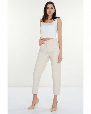 Джинсы Fabric 95% Polyester Fabric 5% Elestan Waist type High Waist