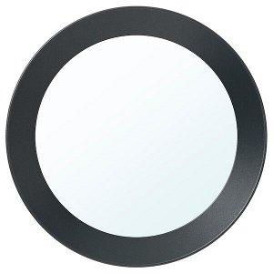 LANGESUND ЛАНГЕСУНД Зеркало, темно-серый25 см Выходит из ассортимента