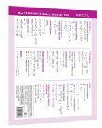 Математические формулы. Алгебра