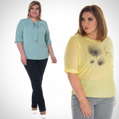 Леди Мари. Самые модные туники этого сезона. — Блузки — Рубашки и блузы
